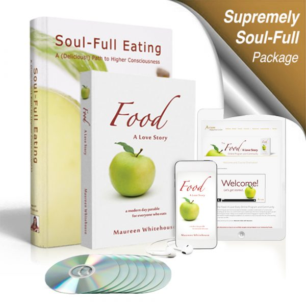 Food A Love Story Online Program and Community Supremely Soul-Full Package